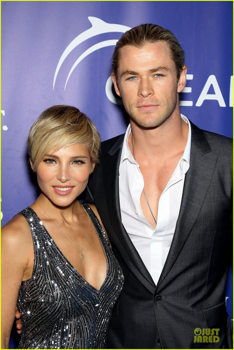 chris hemsworth elsa pataky inaugural oceana ball 362845939