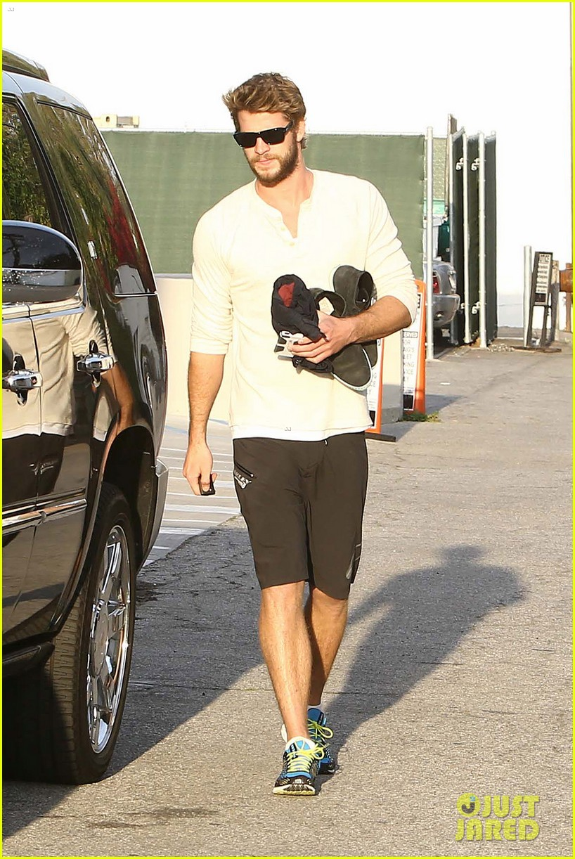 liam hemsworth steps out after the raven casting news 062843001