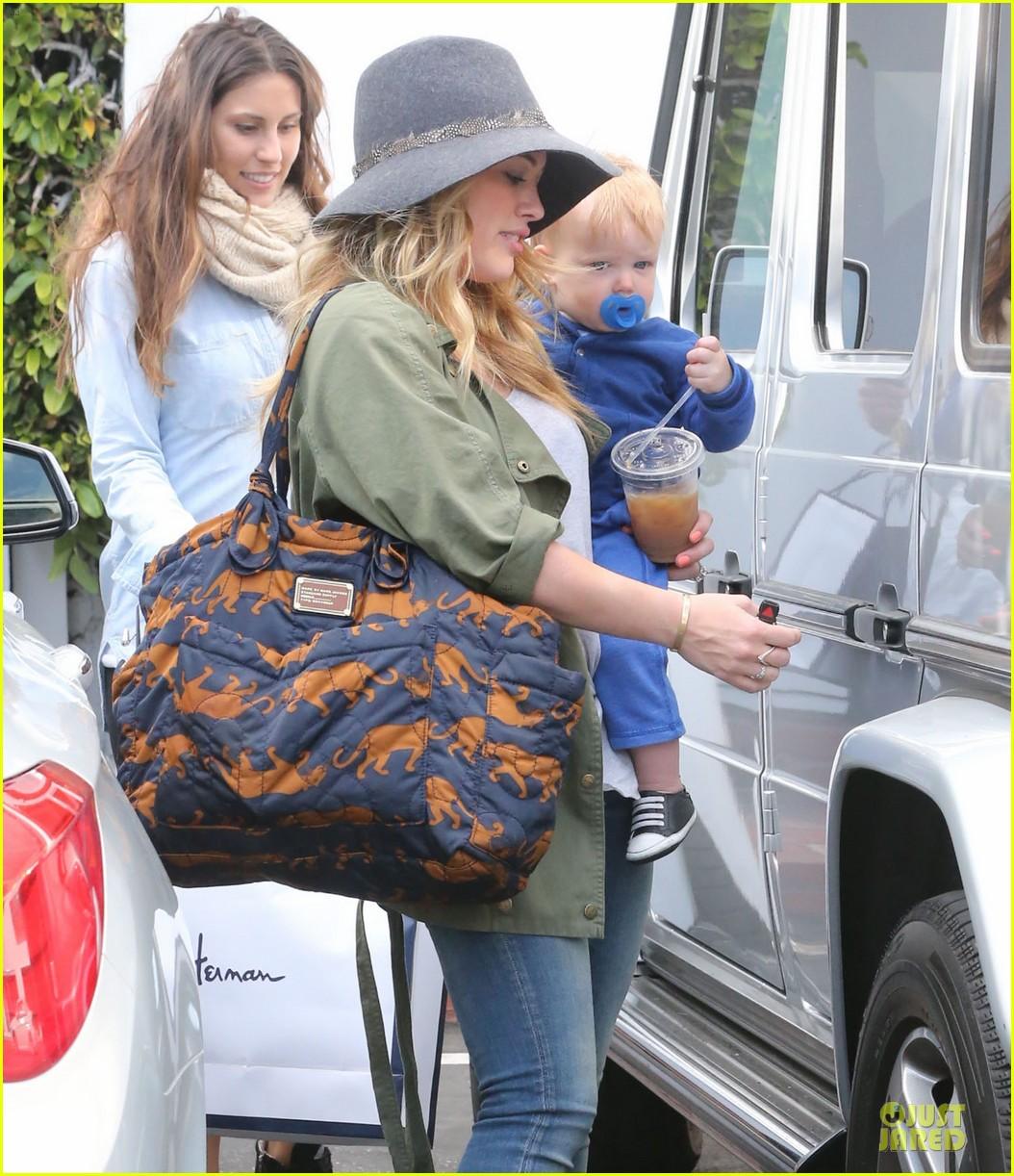 Hilary Duff: 'True' Book Signing!: Photo 2851794