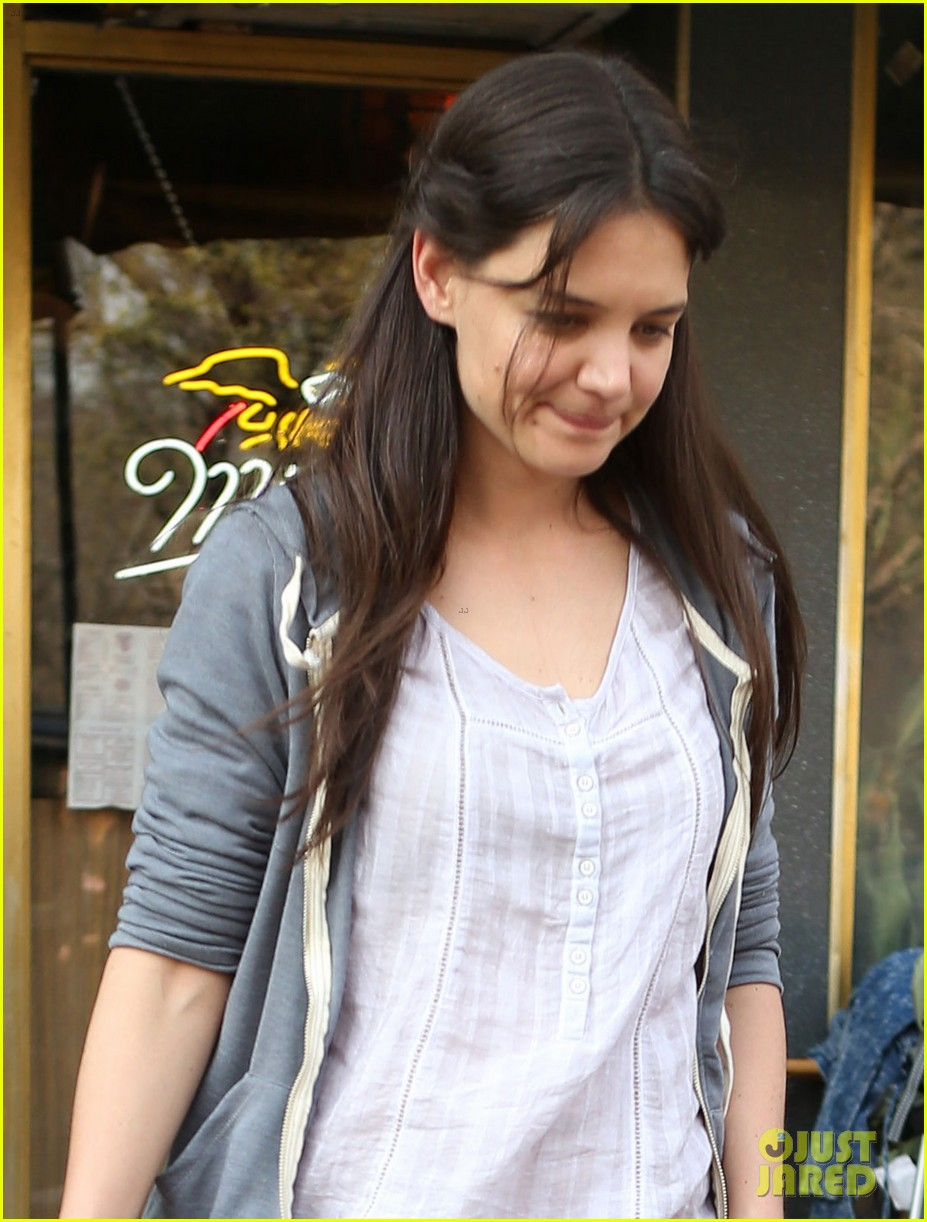 katie holmes filming new movie with spike lee 04