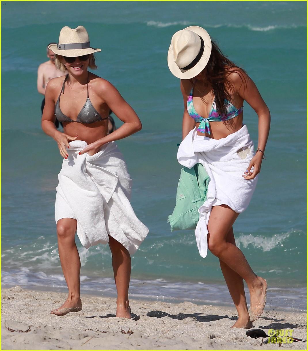 julianne hough nina dobrev bikini miami babes 152858879