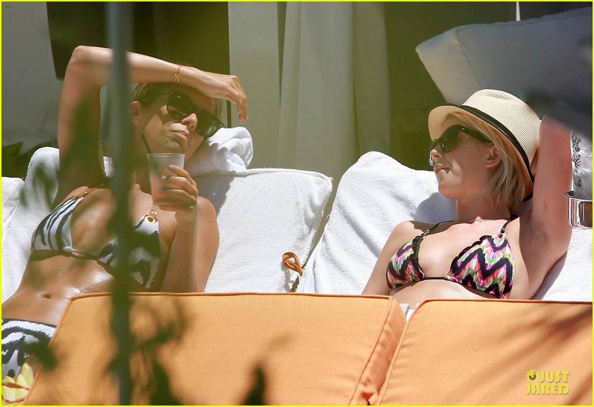 julianne hough nina dobrev bikini miami babes 412858905