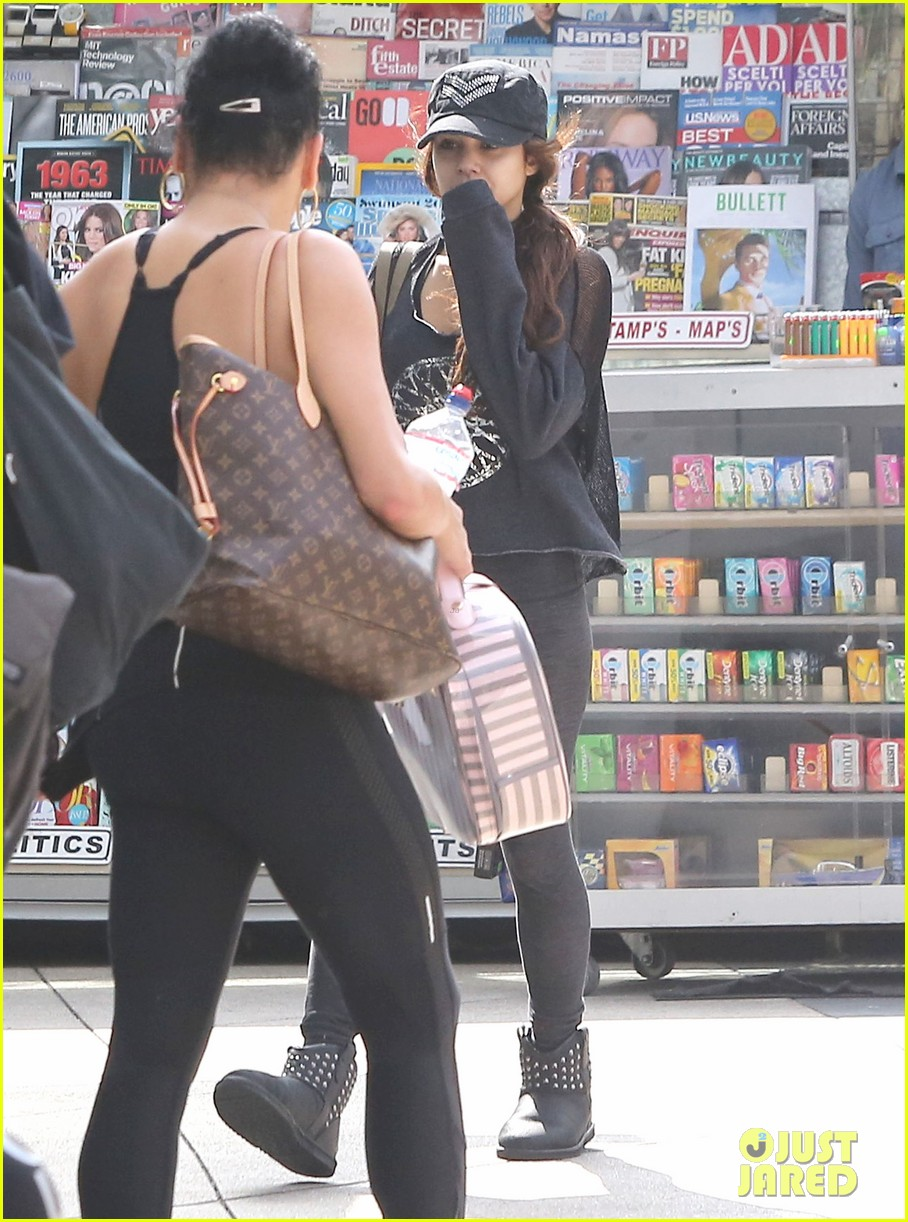 vanessa hudgens morning workout in west hollywood 052842101