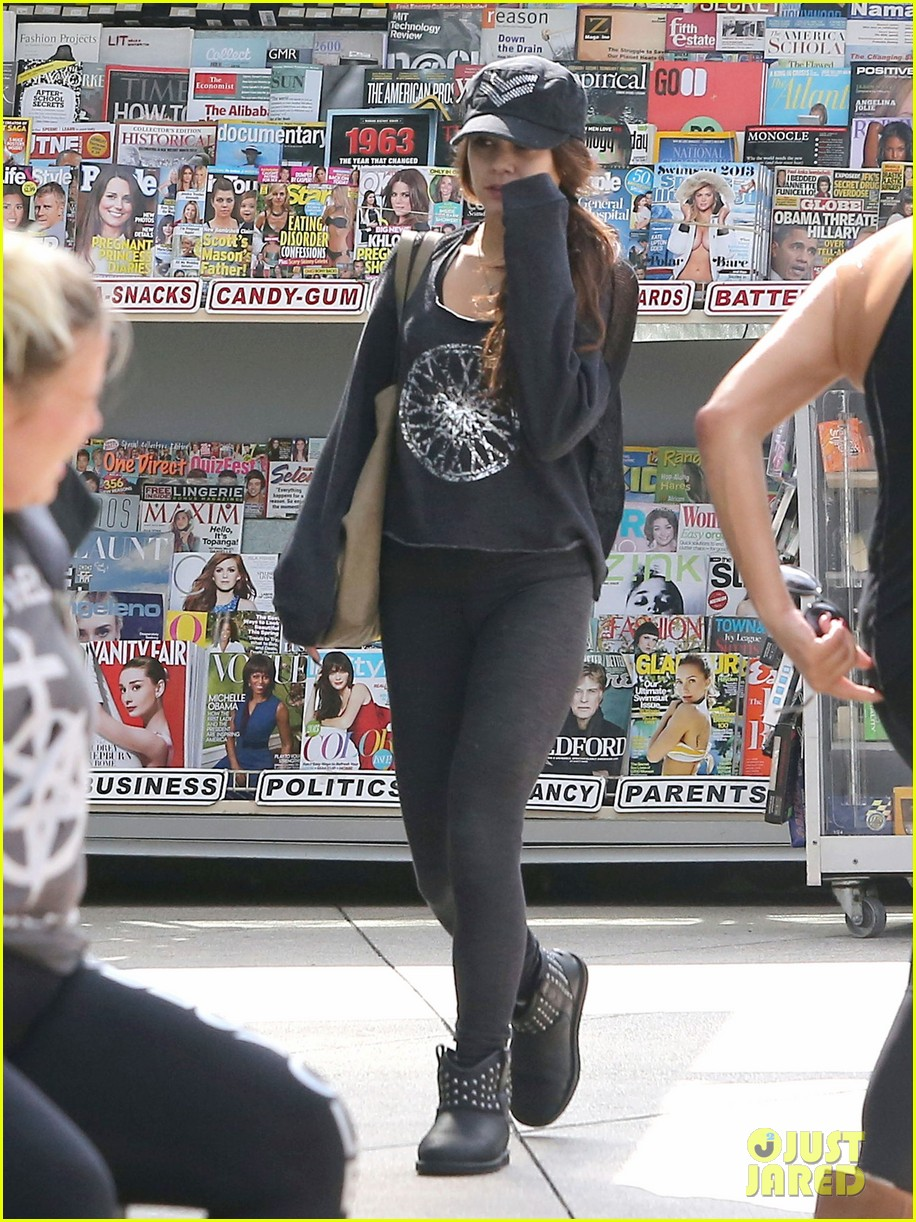 vanessa hudgens morning workout in west hollywood 062842102