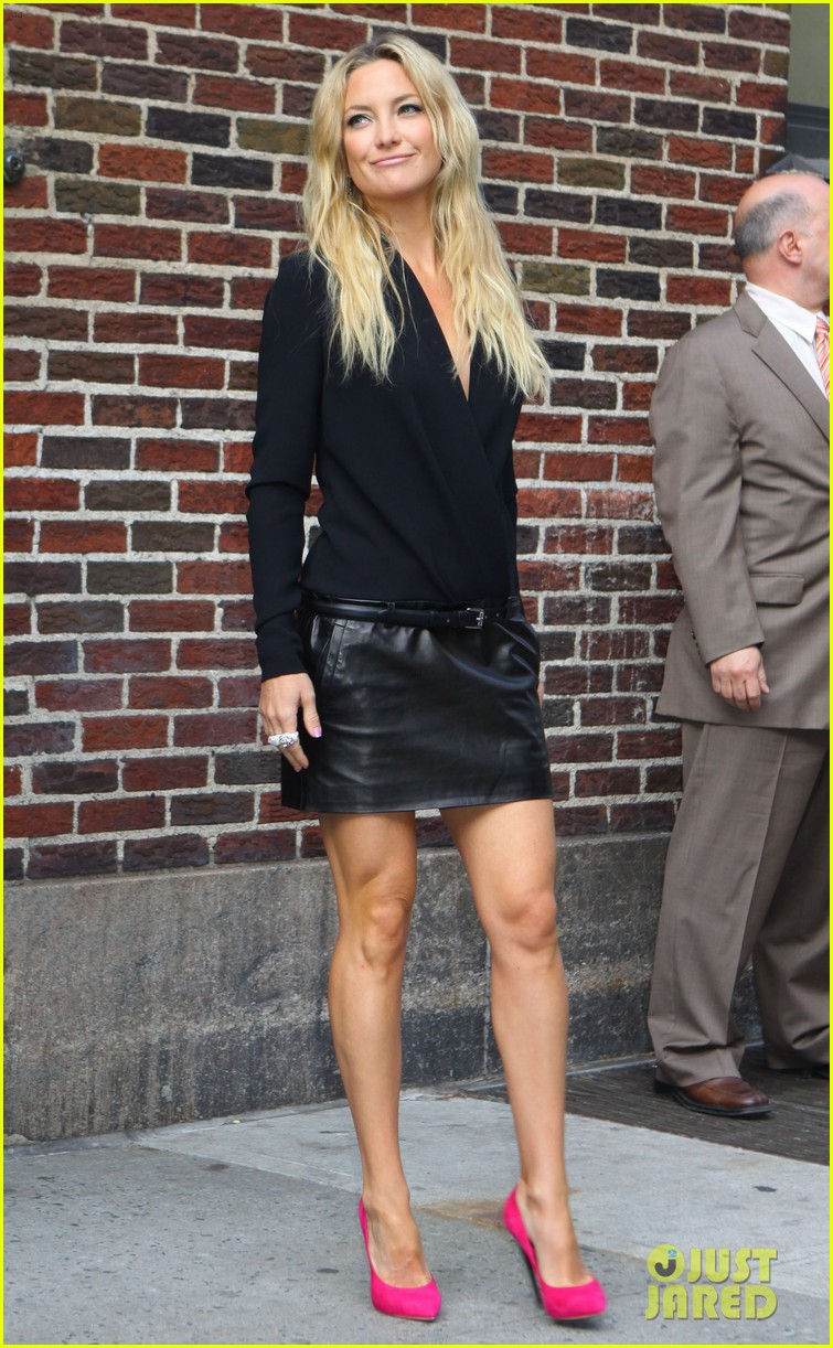 kate hudson late show with david letterman 052857410