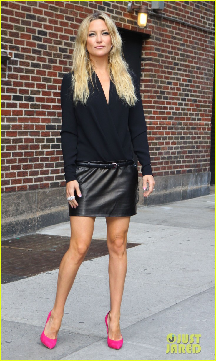 kate hudson late show with david letterman 092857414