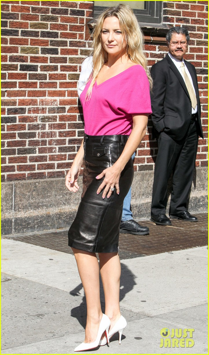 kate hudson late show with david letterman 142857419