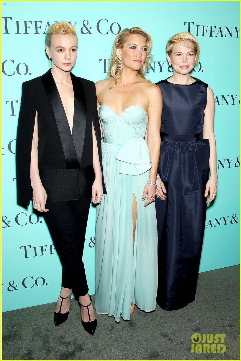 kate hudson carey mulligan tiffany blue book gala 222853107