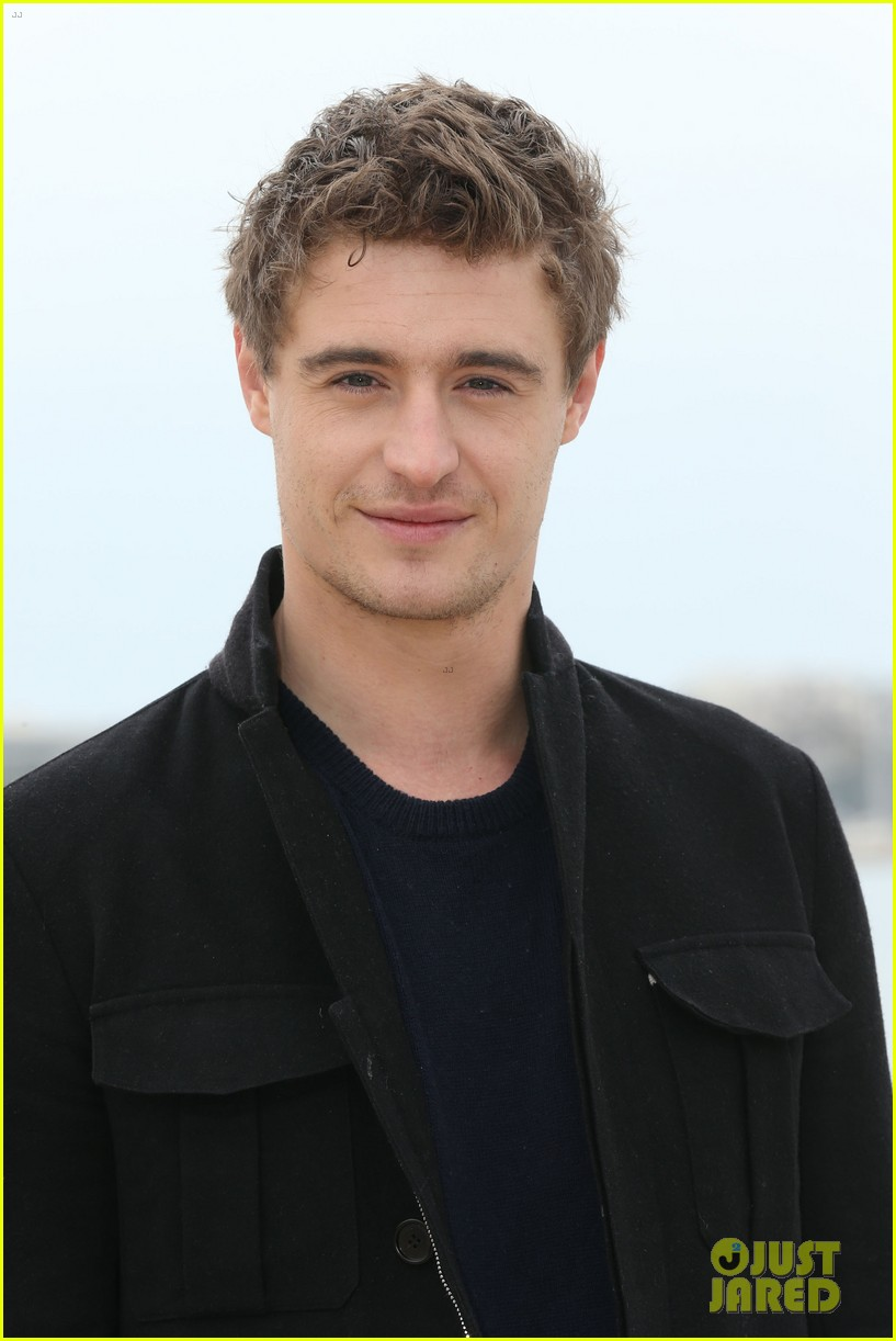 max irons white queen photo call at miptv in cannes 062845584
