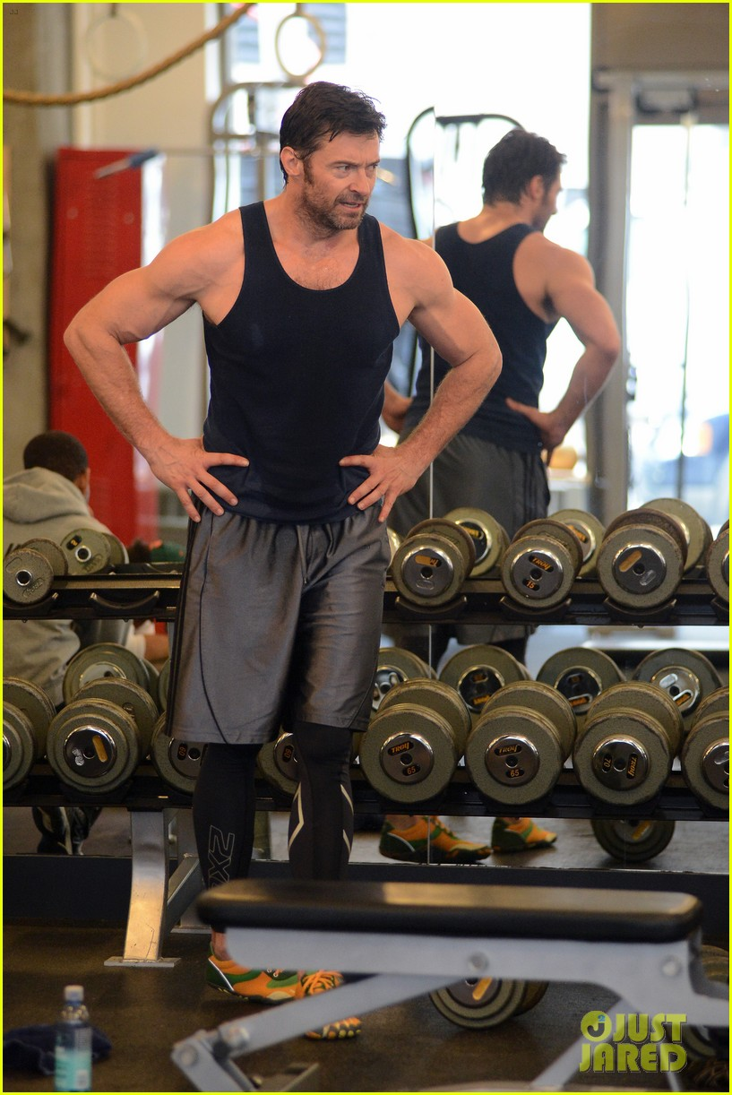 hugh jackman thanks fans for support after gym attack 02
