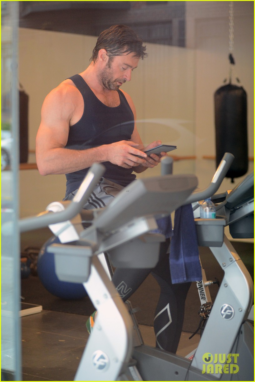 hugh jackman thanks fans for support after gym attack 122852189