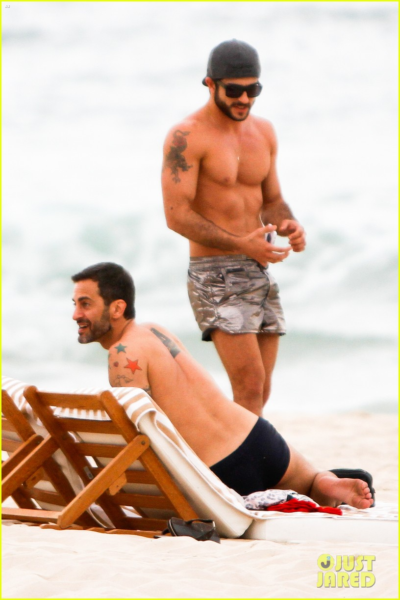 marc jacobs harry louis shirtless sexy in rio 07