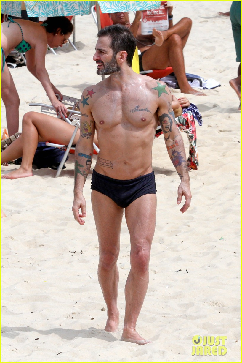 marc jacobs harry louis shirtless speedo pda in rio 012845393
