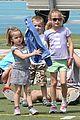 ben affleck jennifer garner track meet with the girls 39