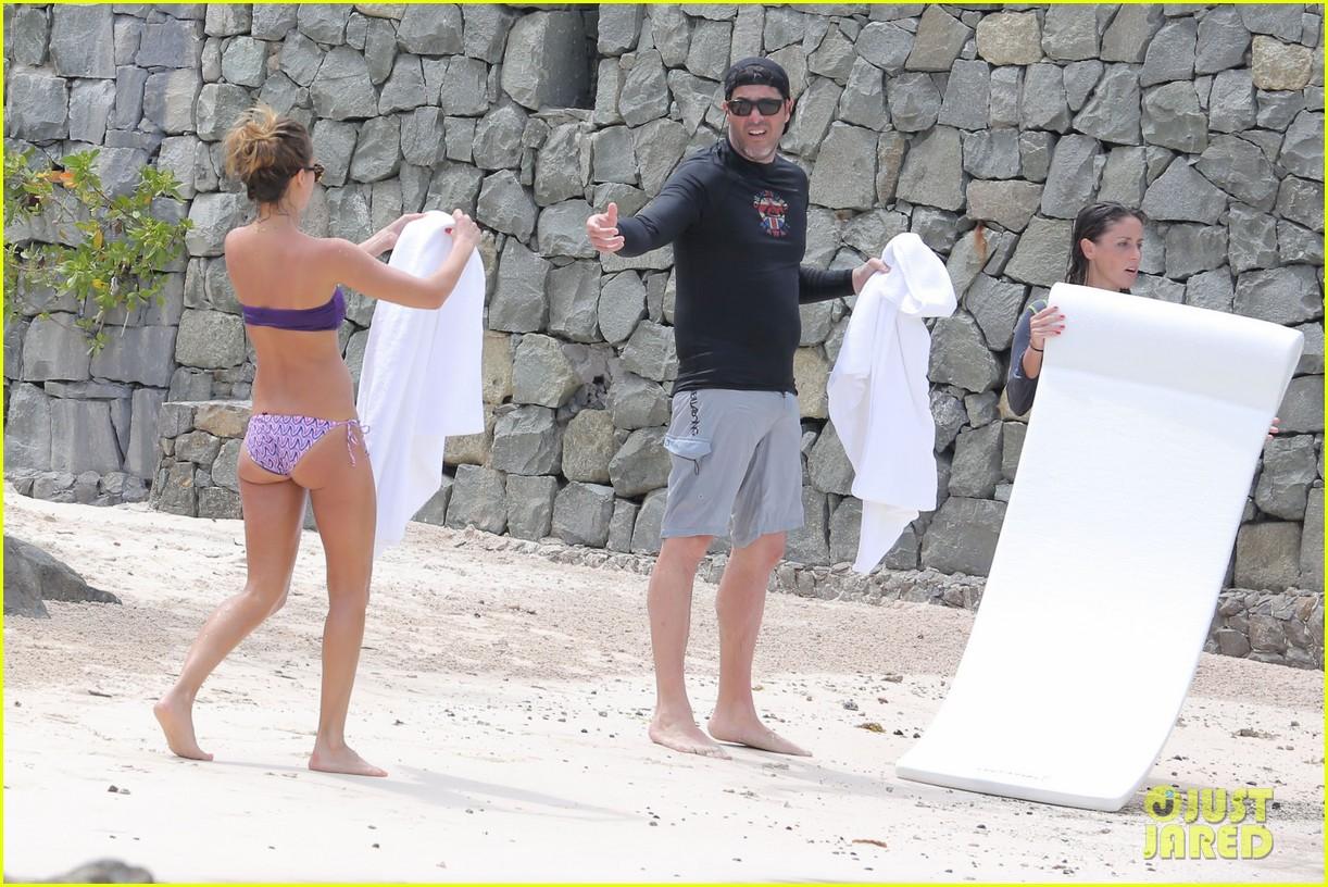 jessica alba purple bikini pretty 082844917