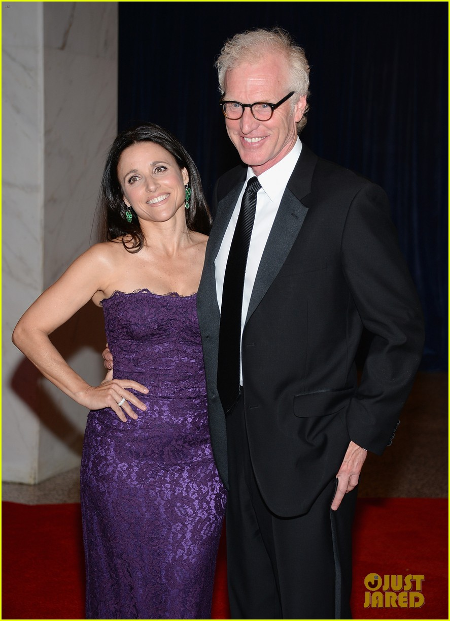 Julia Louis Dreyfus White House Correspondents Dinner
