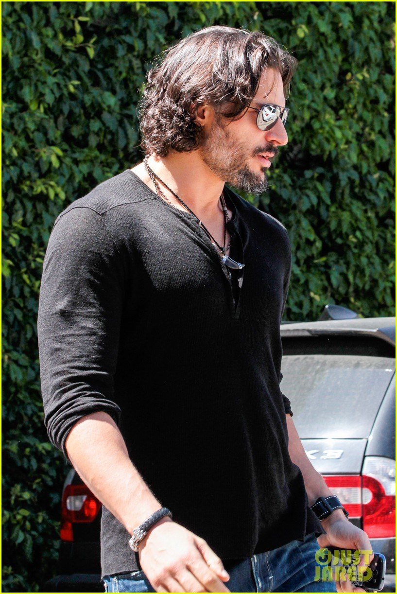 joe manganiello as good as gold premieres tomorrow 062851955