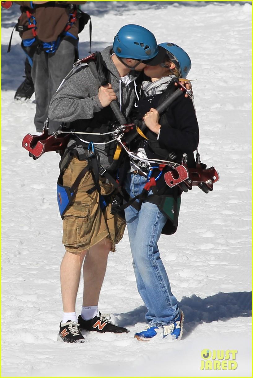 aaron taylor johnson wife sam easter ziplining 102841502