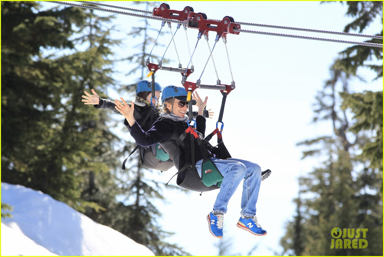 aaron taylor johnson wife sam easter ziplining 142841506