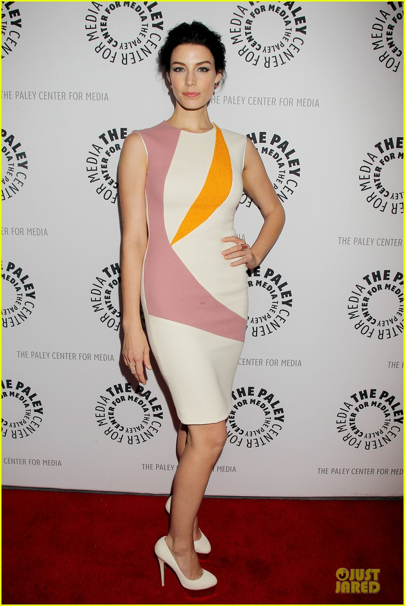 january jones jon hamm mad men paley presentation 072856776
