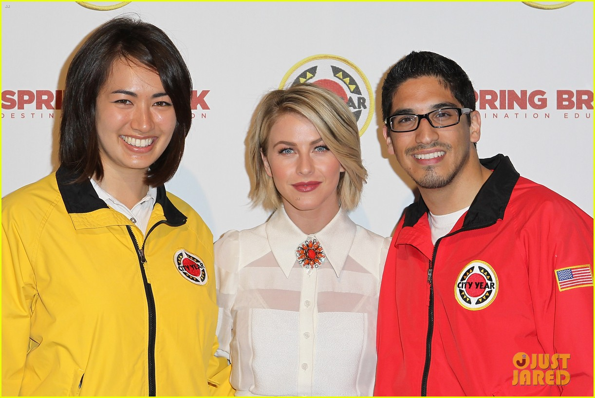 julianne hough alexis knapp city year los angeles fundraiser 2013 152854715