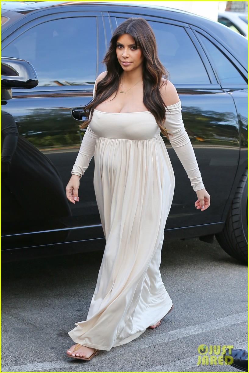 kim kardashian pregnant frozen yogurt craving 102842980