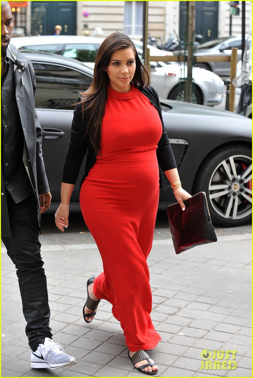 kim kardashian kanye west reunited in paris 112861304