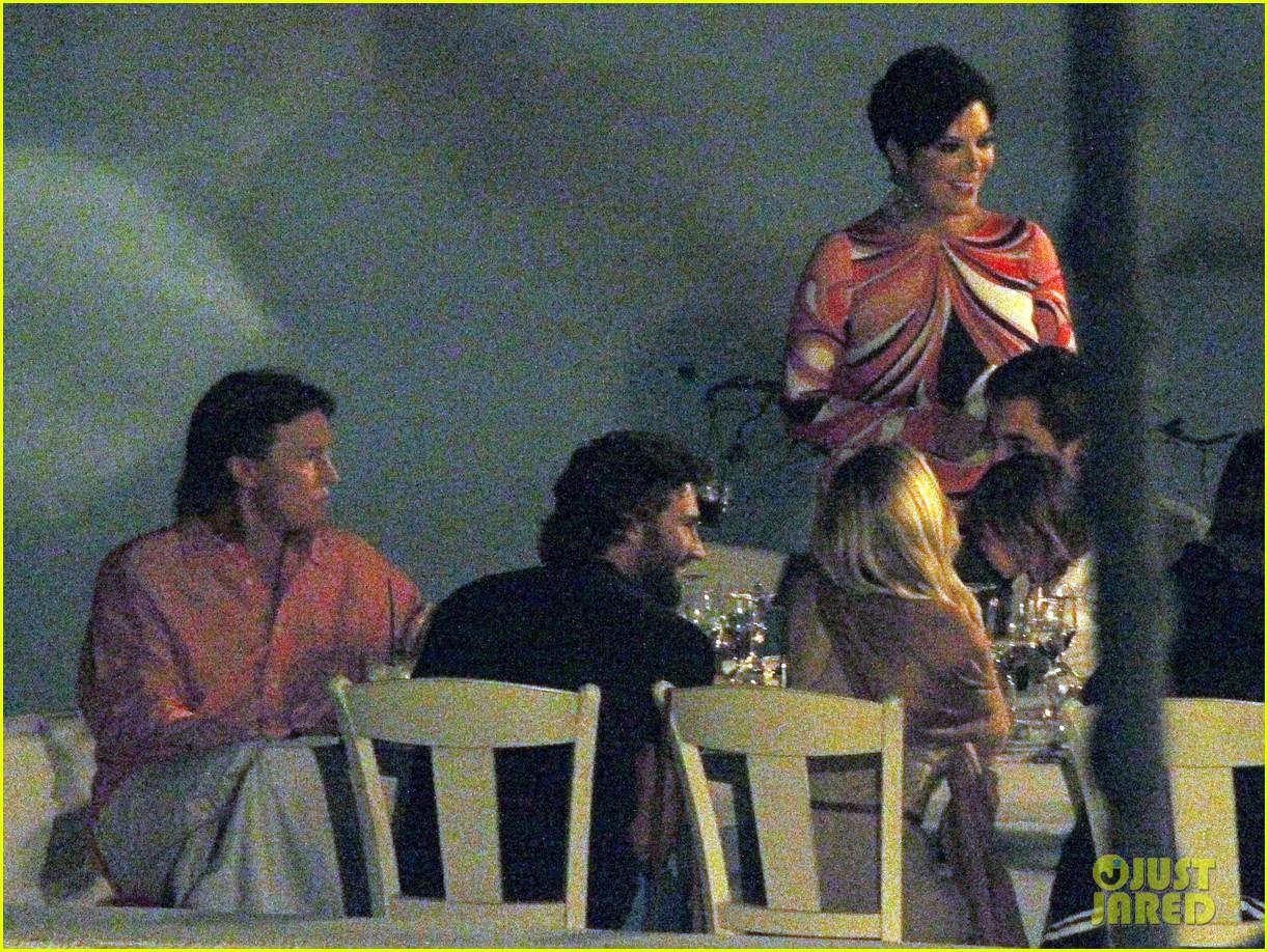 pregnant kim kardashian family boat ride in greece 172860202
