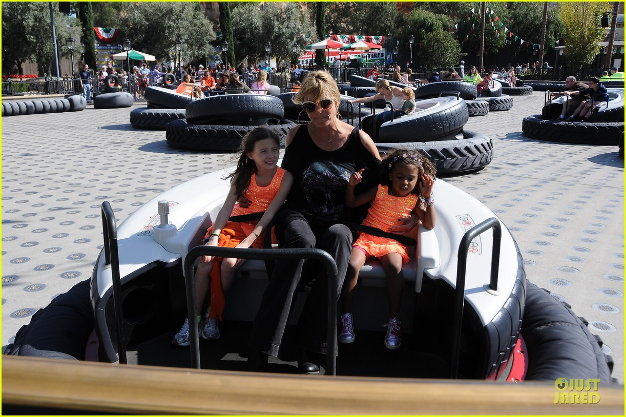 heidi klum martin kirsten disneyland fun with the kids 212844022