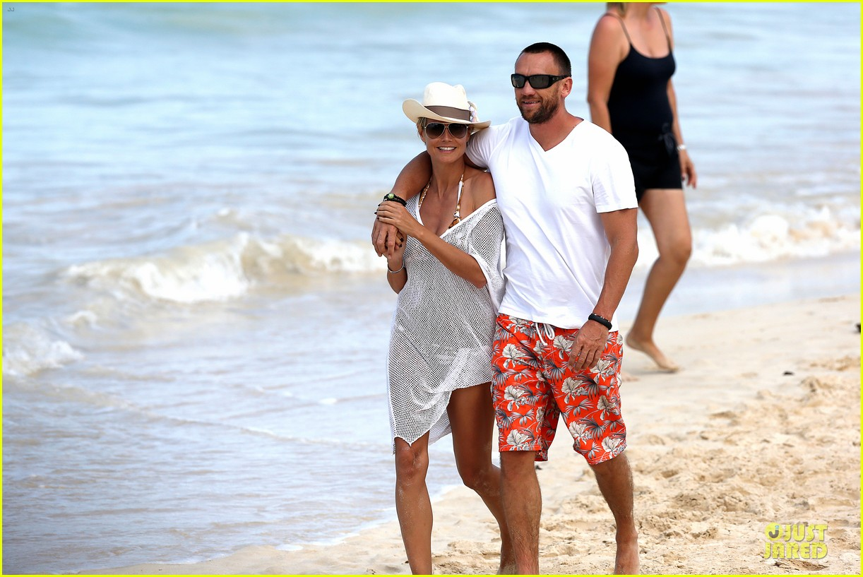 heidi klum family back in l a after hawaii drowning save 262842226