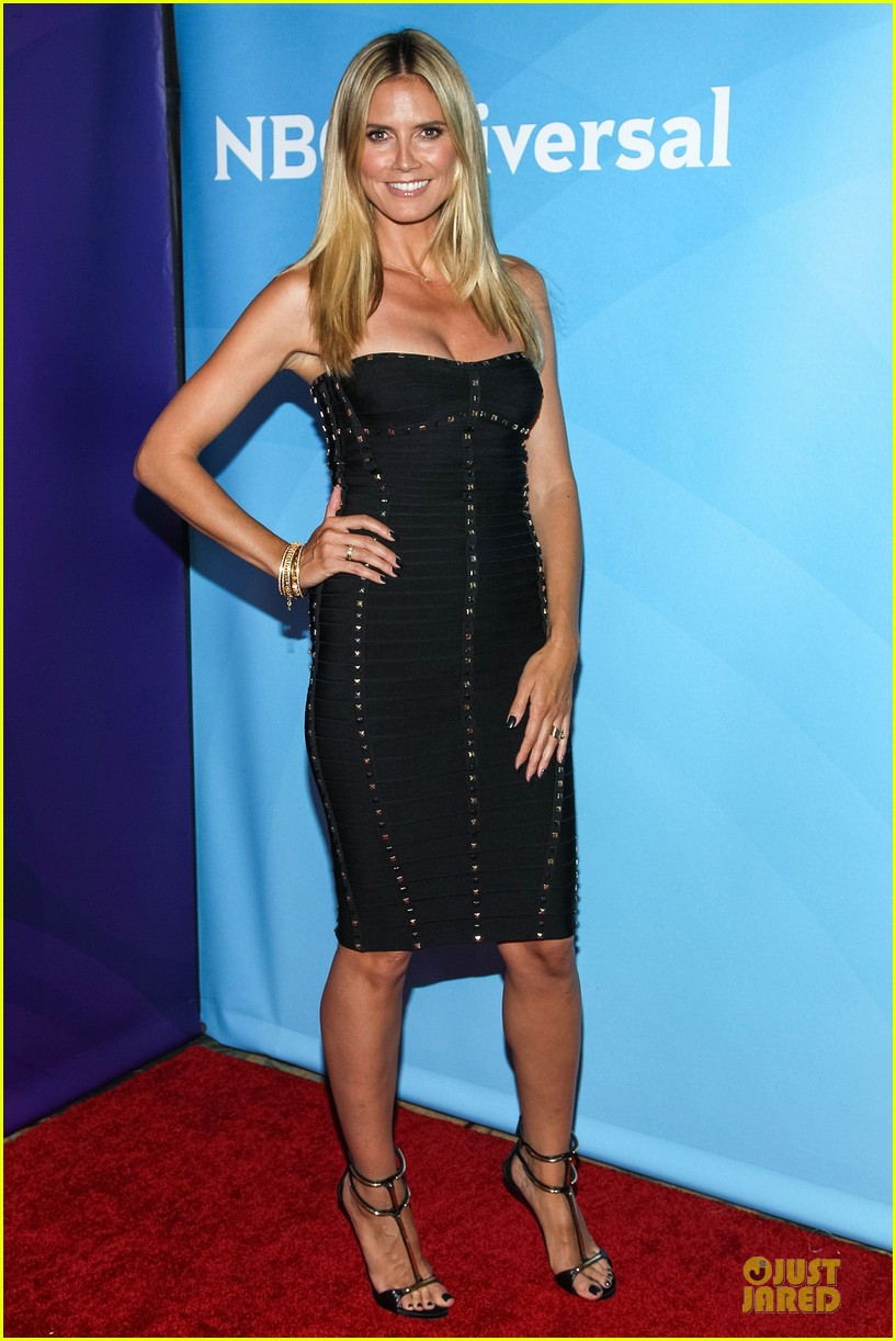 heidi klum taylor kinney nbcuniversal summer press day 142856070