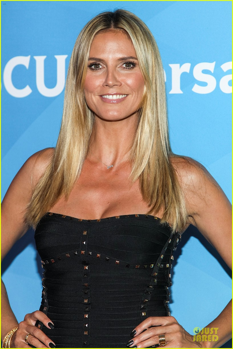 heidi klum taylor kinney nbcuniversal summer press day 182856074
