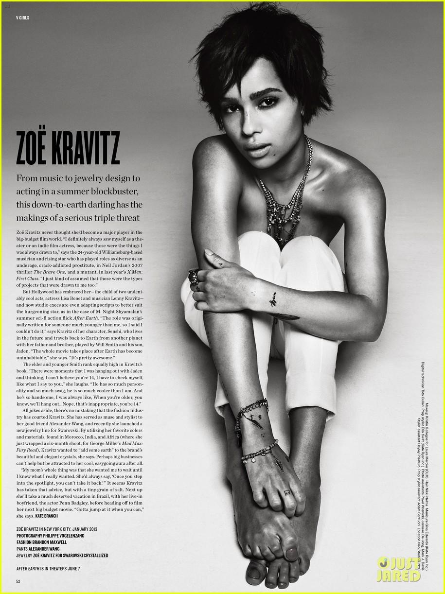 zoe kravitz nicola peltz v magazine features 022861099