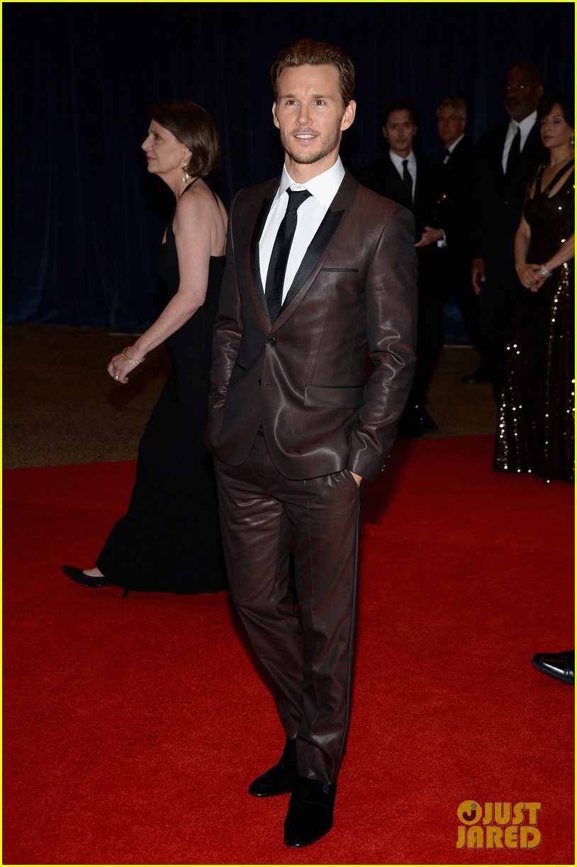 ryan kwanten white house correspondents dinner 2013 012859771