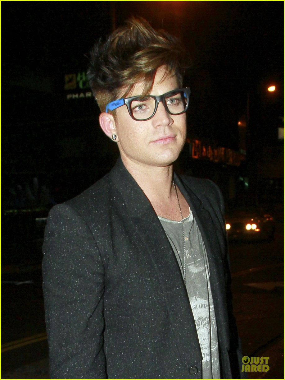 adam lambert bootsy bellows nightclub after sauli koskinen split 102844252