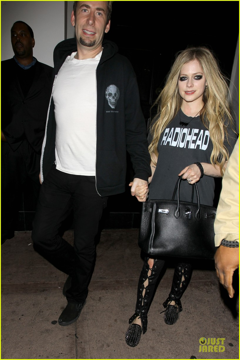 Is avril lavigne dating chad kroeger