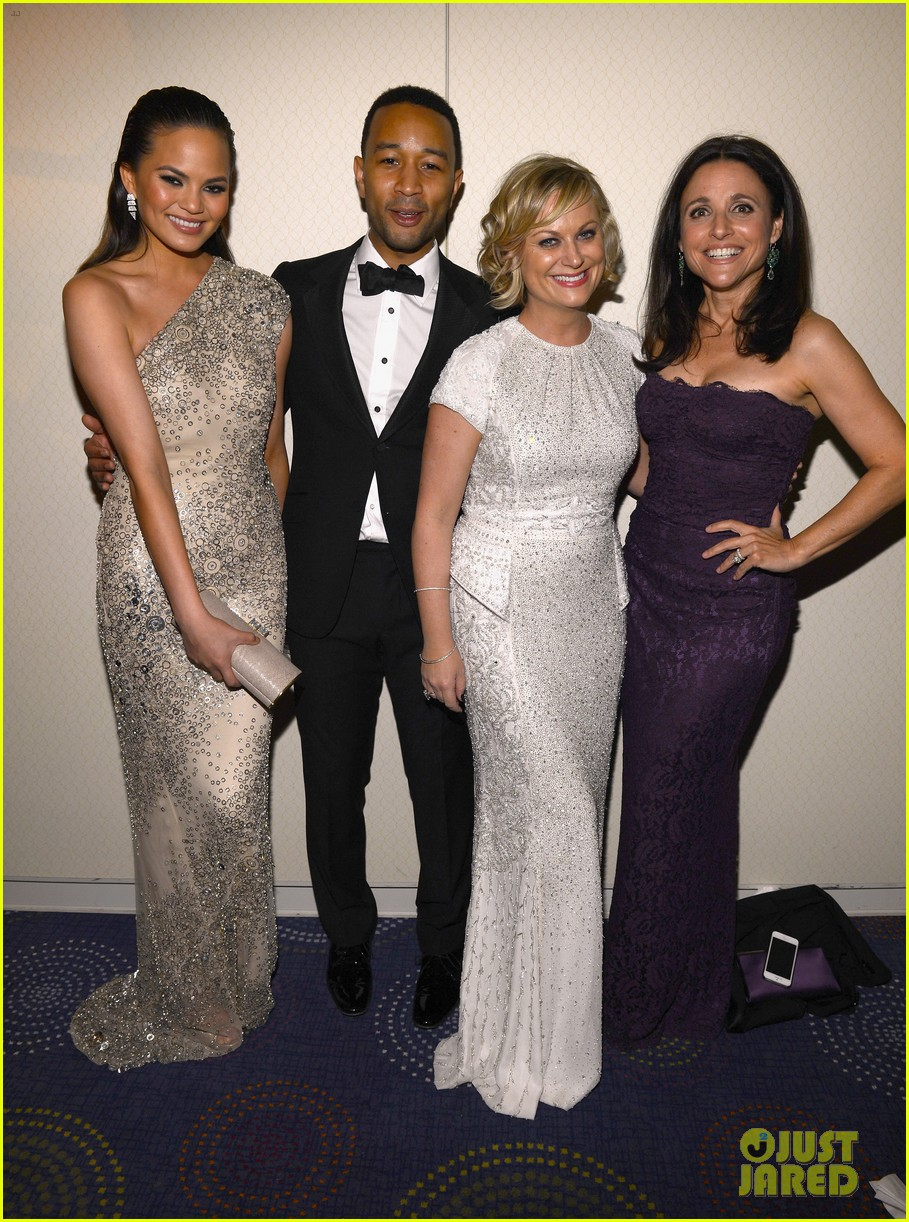 john legend chrissy teigen white house correspondents dinner 2013 032859571