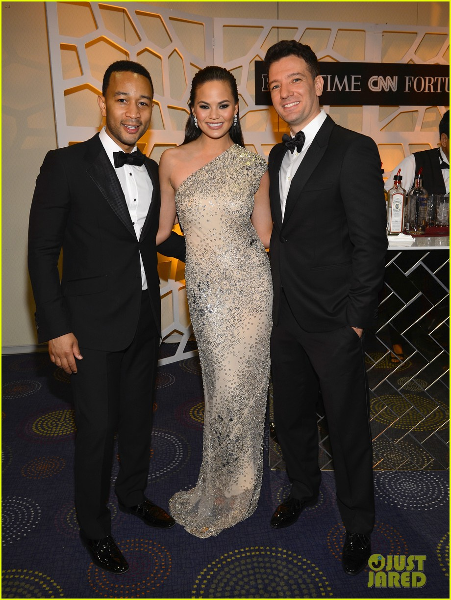 john legend chrissy teigen white house correspondents dinner 2013 102859578