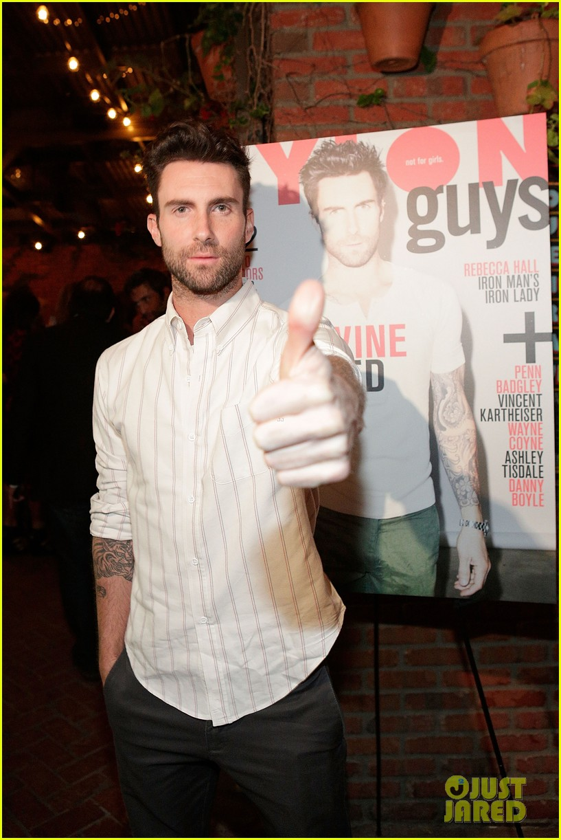 adam levine nylon guys cover celebration 072858771