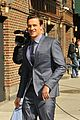ryan lochte late show with david letterman visit 02