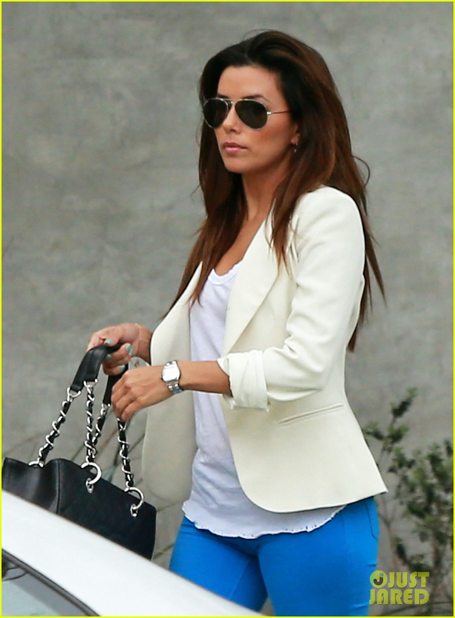 eva longoria errands before food chains fundraiser 142857905