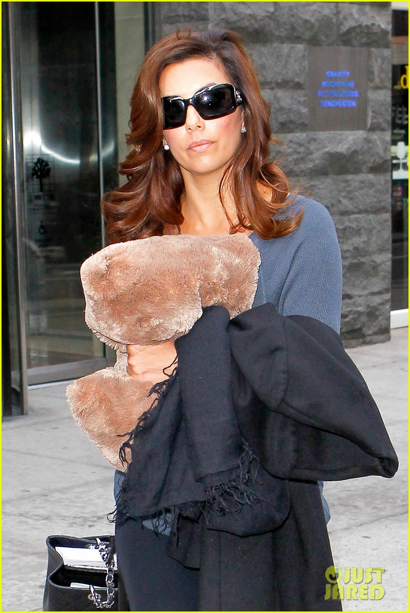 eva longoria morning show appearance in new york city 18