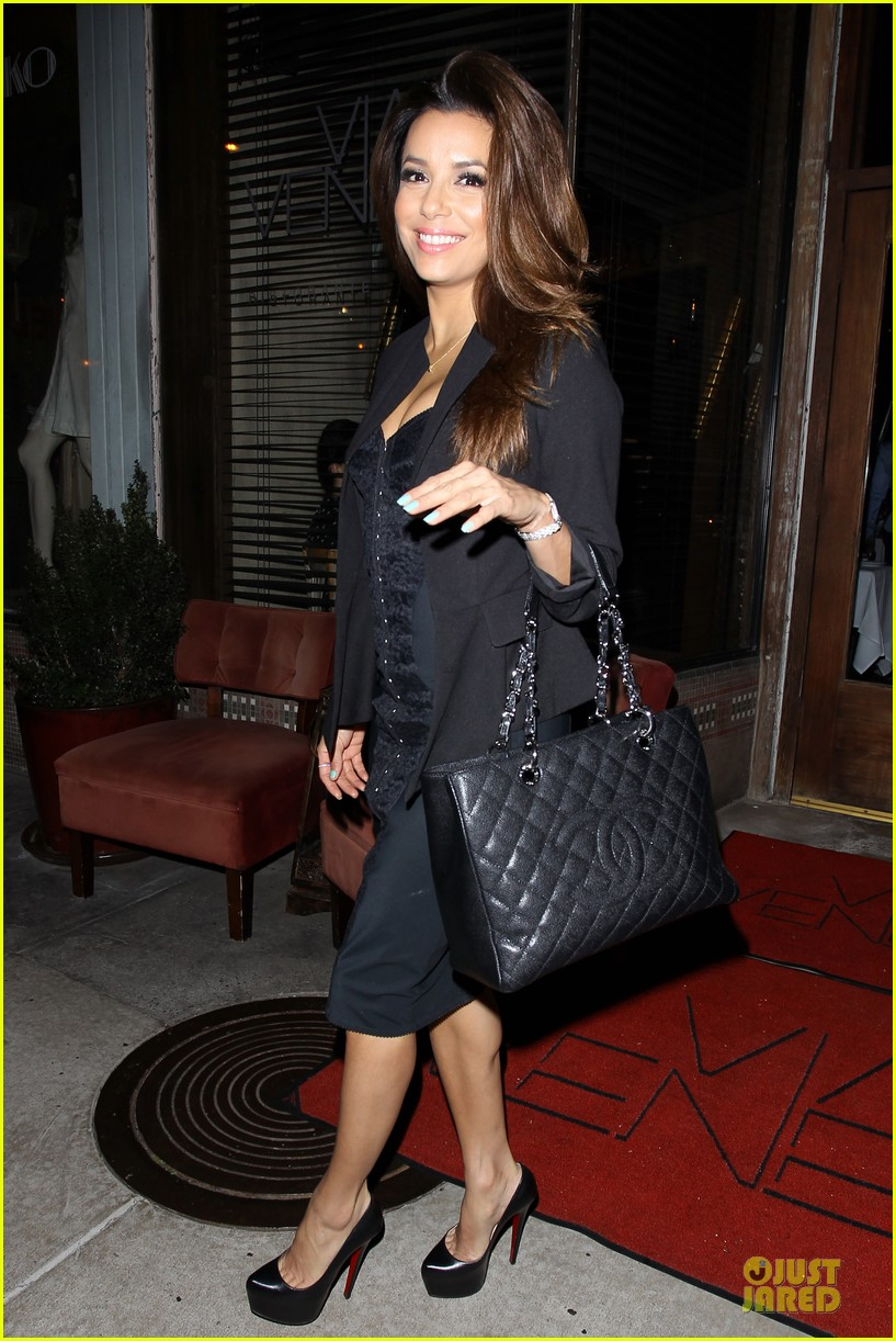 eva longoria san antonio spurs dinner 032858984