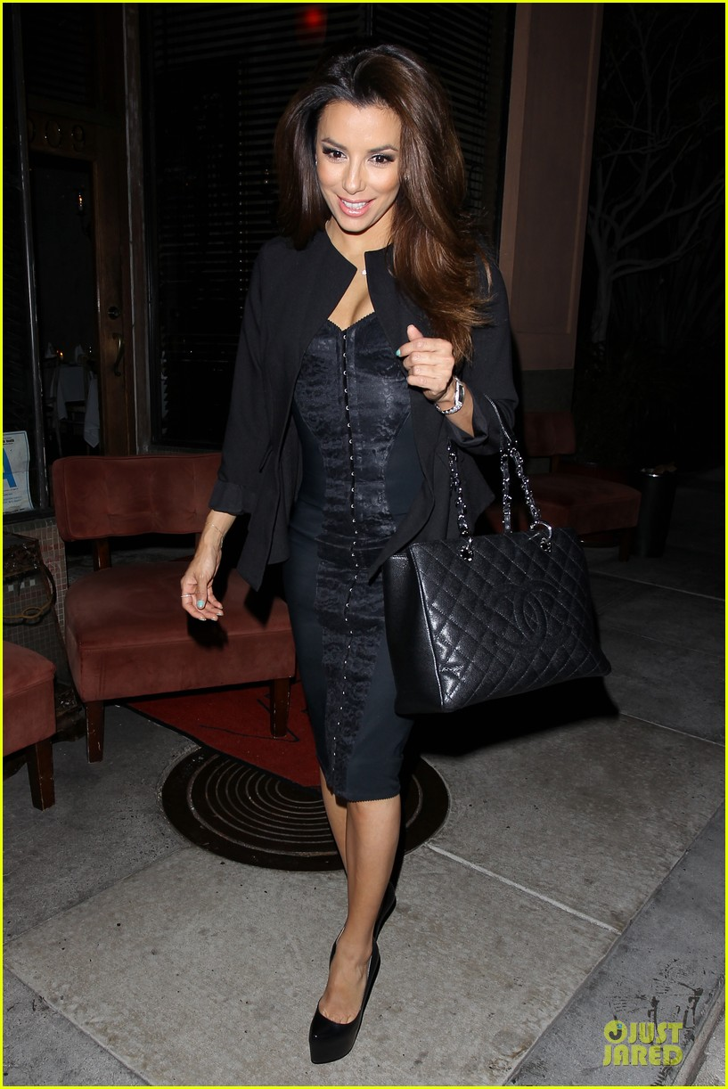 eva longoria san antonio spurs dinner 26