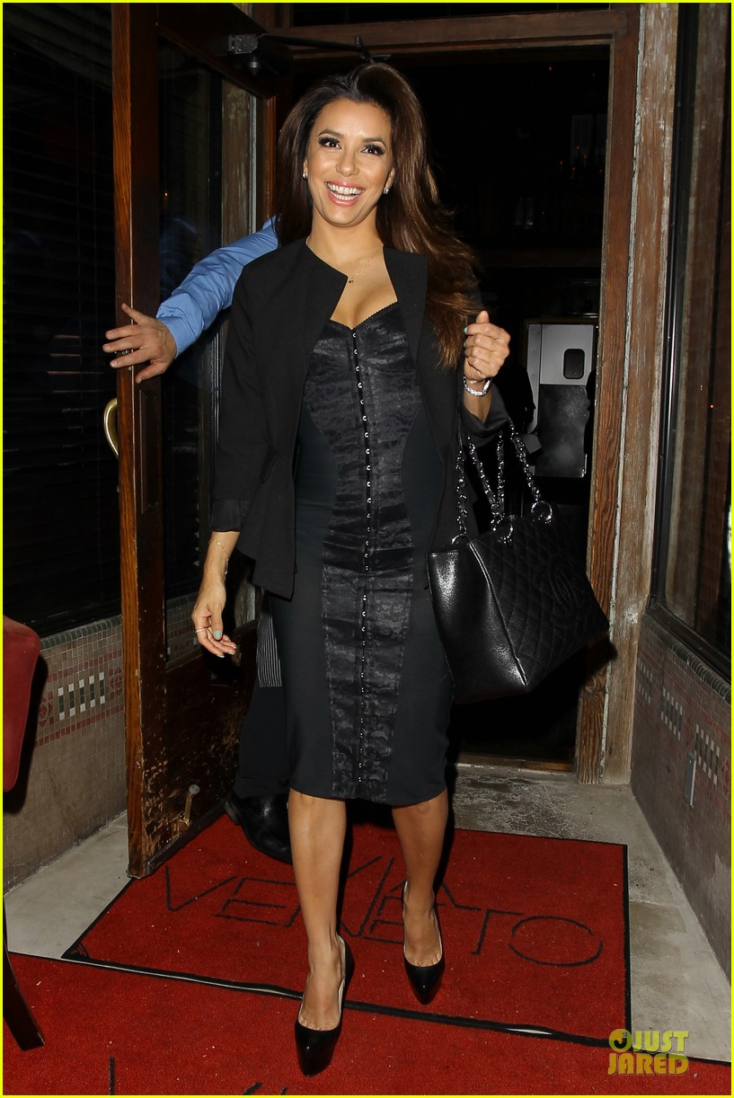 eva longoria san antonio spurs dinner 272859008