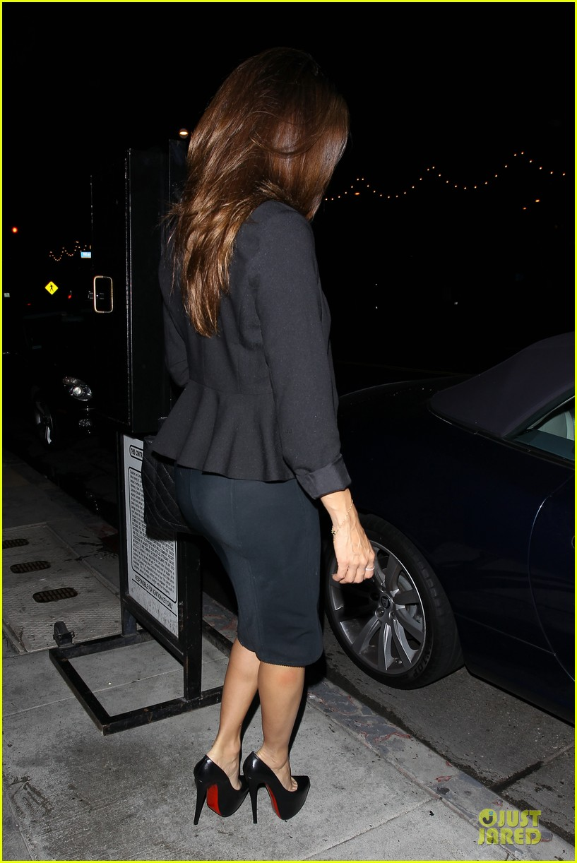 eva longoria san antonio spurs dinner 29