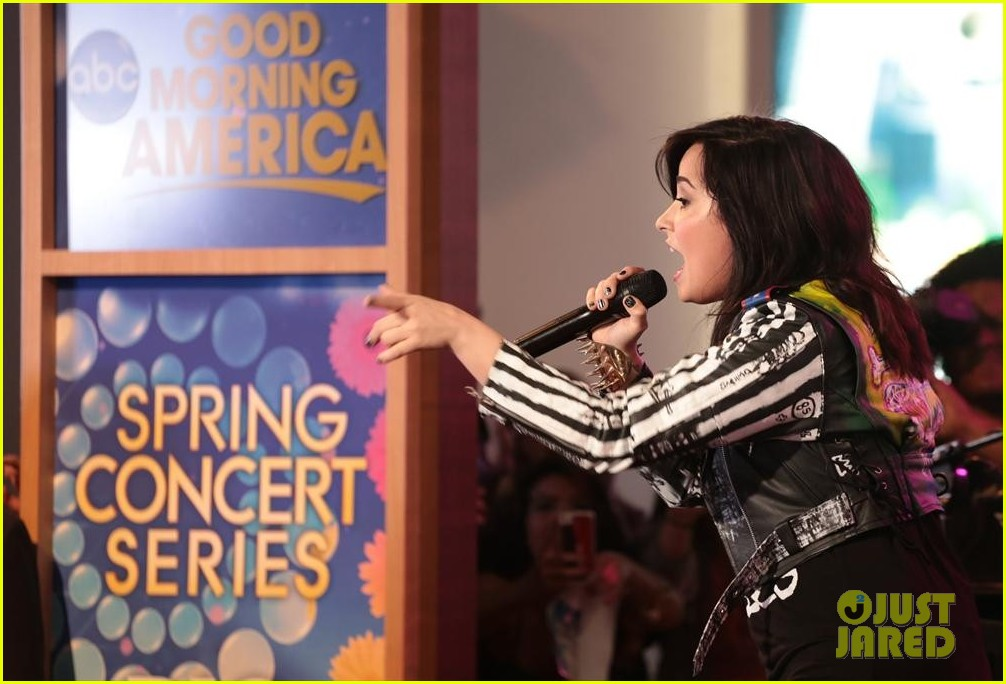 demi lovato heart attack on gma watch now 102846865
