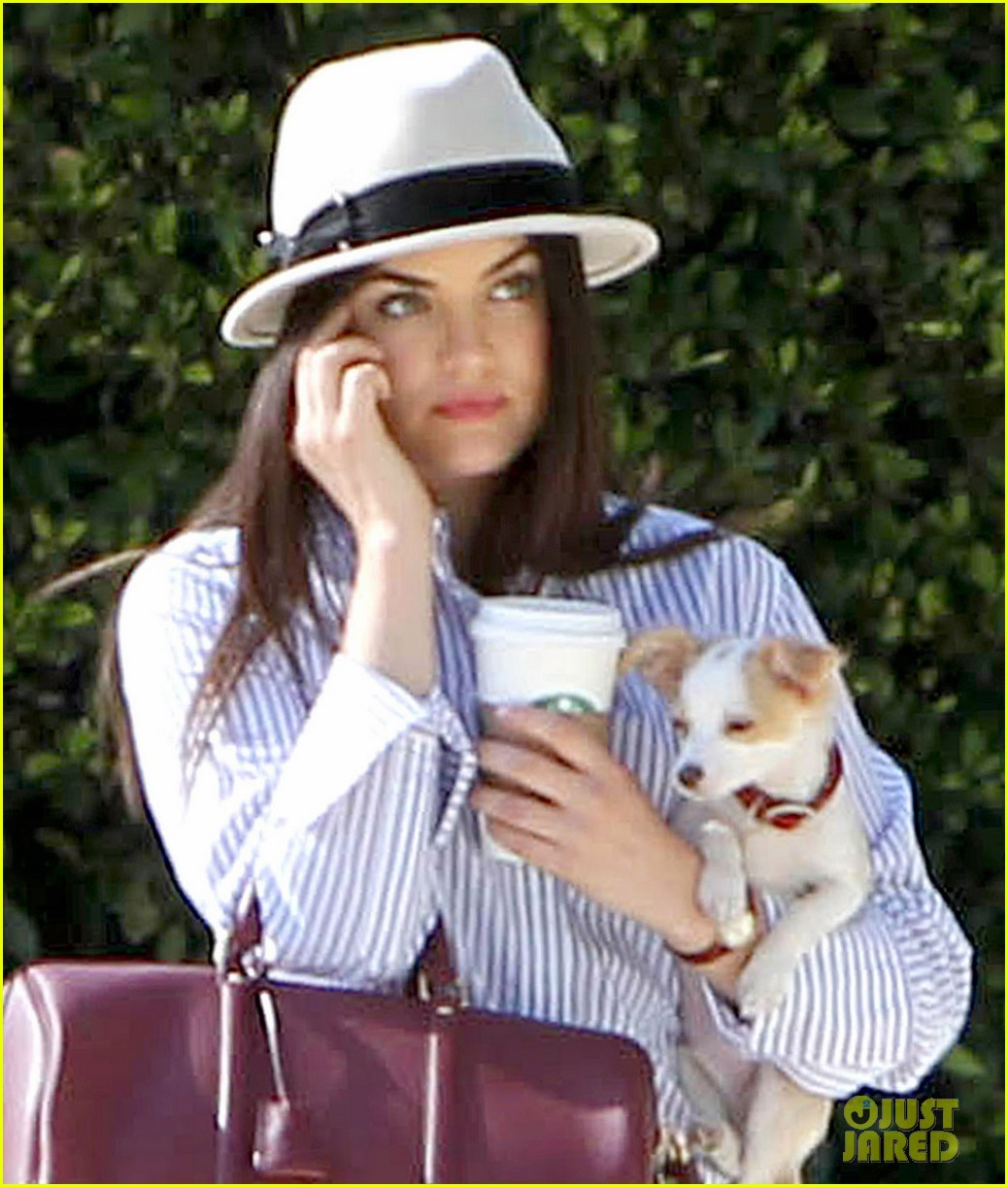 lucy hale photo shoot pretty with puppy 062844853