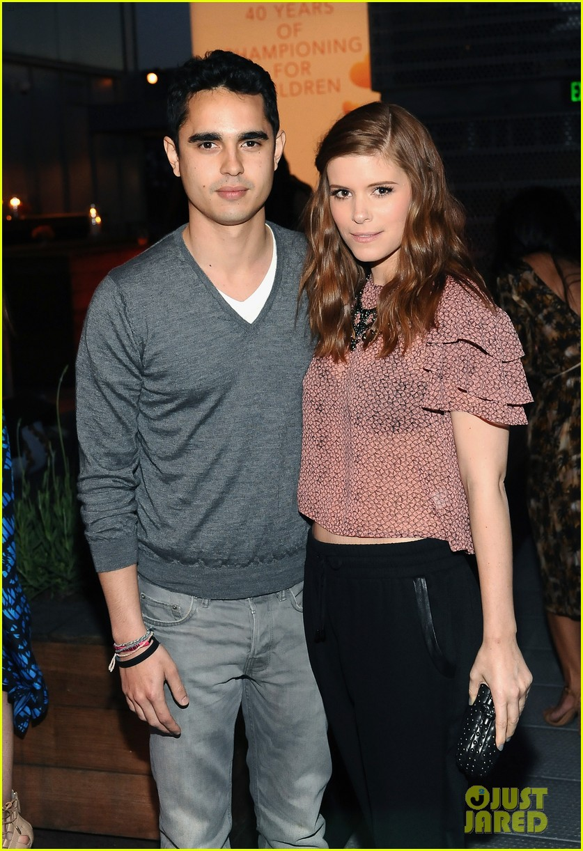 kate mara max minghella coach night of shopping 12