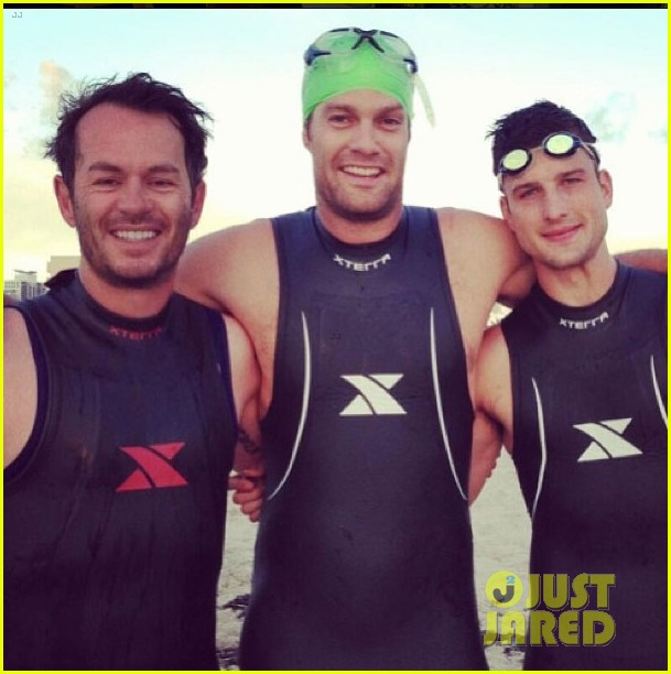 james marsden geoff stults nautica triahtlon in miami 09